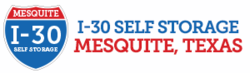 I-30 Self Storage logo